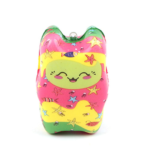 Silly Squishy - Color print slow bounce box doll Squishy
