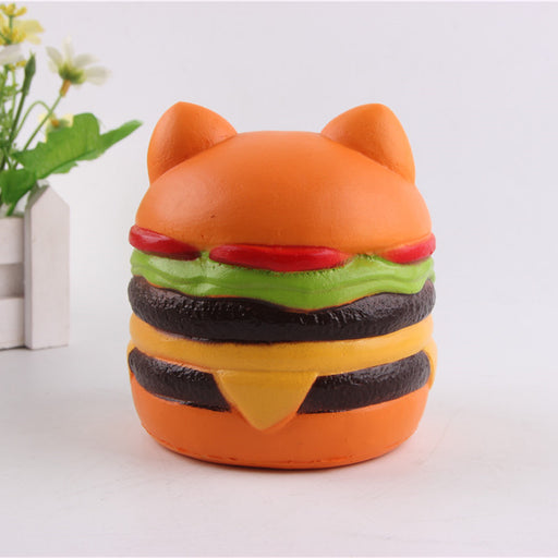 Hamburger Squishy