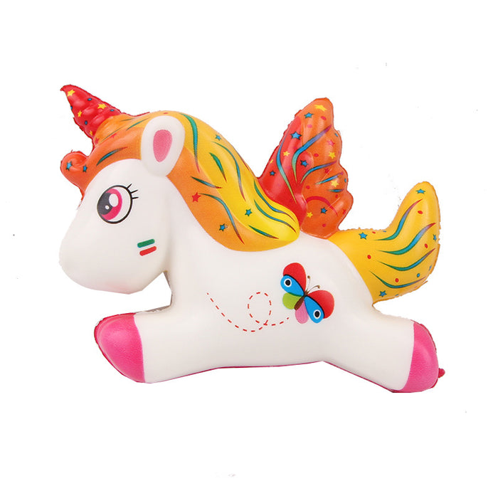 Silly Squishy - Kawaii Korean Japanese Unicorn Slow Rising Squishy
