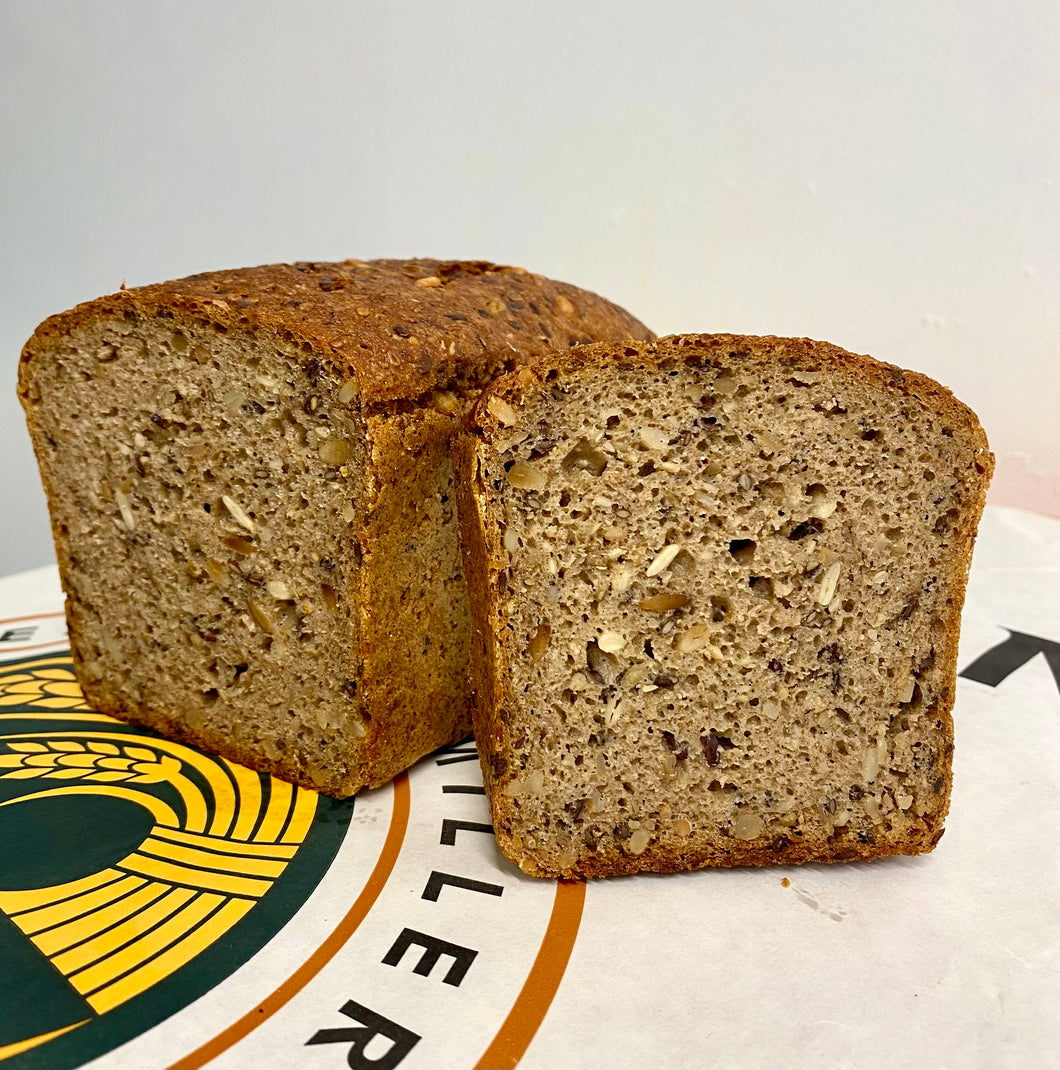 Country Rye Sourdough