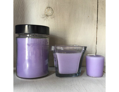 Free Paraffin Candle Info