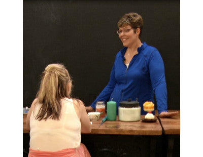 Business Level Candle Science Classes