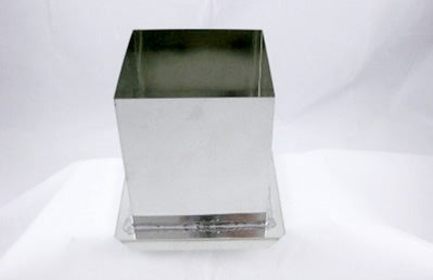 Square 4x4 Metal Mold
