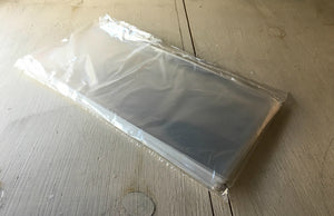 Cello Bags - Clear - 4.5x10