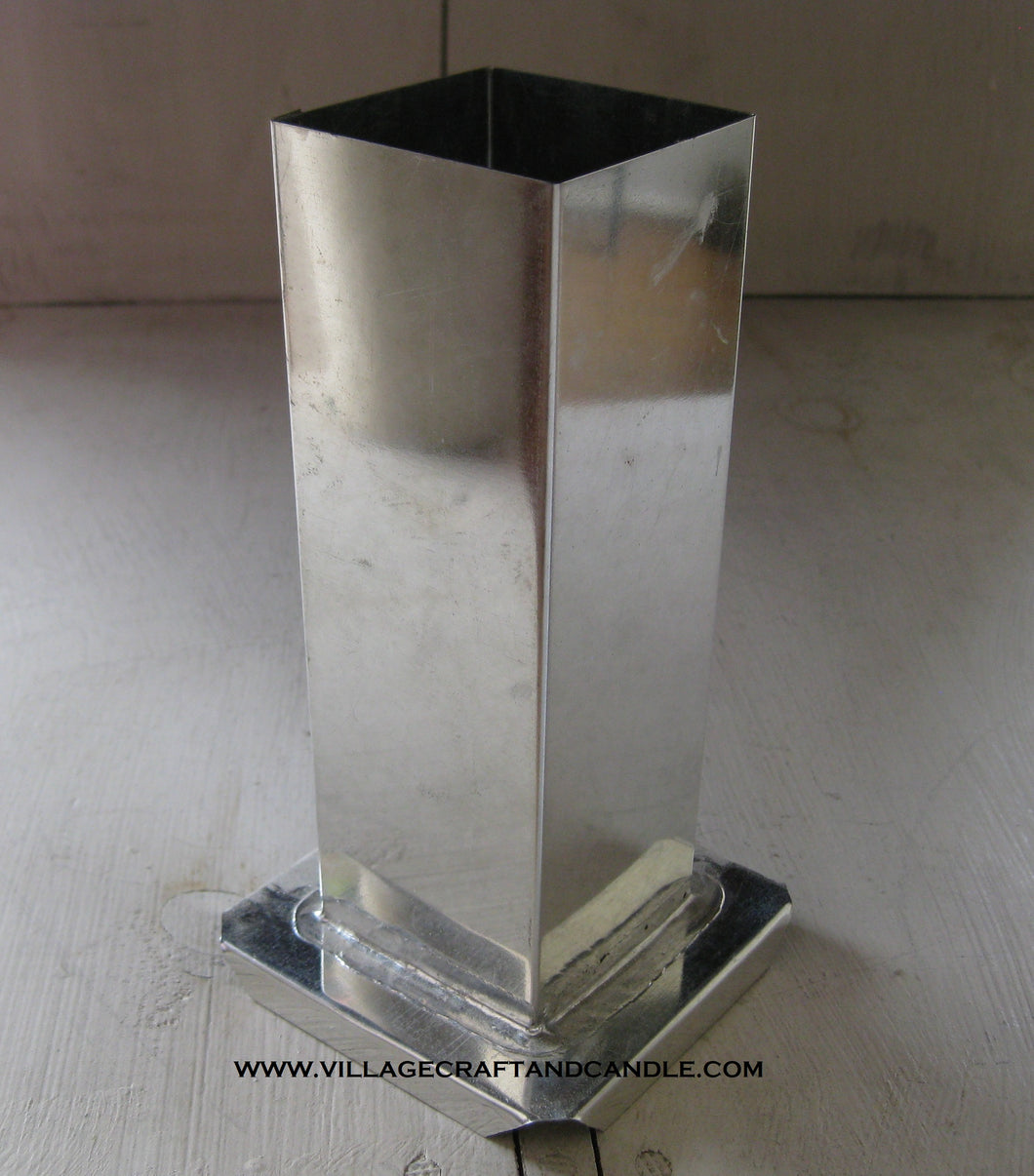 Square 2 x 6 Metal Mold