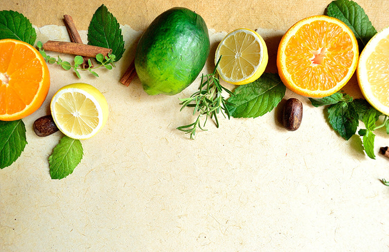 Citrus & Sage - Fragrance Oil