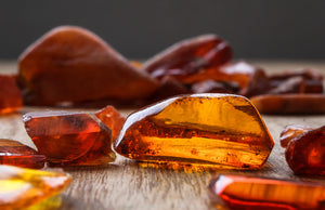 Sensual Amber - Fragrance Oil