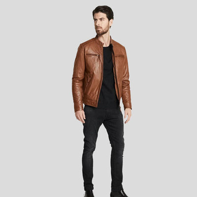 biker leather jacket alex brown 3