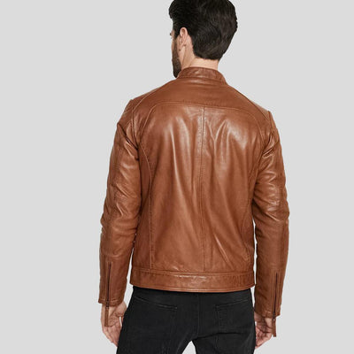 biker leather jacket alex brown 4