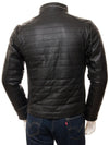 tobias black quilted leather jacket 5
