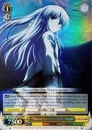 "AB/W31-E002R ""Messenger of God"" Angel (Foil) - Angel Beats! Re:Edit English Weiss Schwarz Trading Card Game"