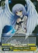 AB/W31-E005R Angel Wings, Kanade (Foil) - Angel Beats! Re:Edit English Weiss Schwarz Trading Card Game