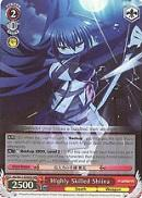 AB/W31-E066R Highly Skilled Shiina (Foil) - Angel Beats! Re:Edit English Weiss Schwarz Trading Card Game