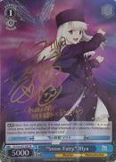 "FS/S36-E072SP ""Snow Fairy"" Illya (Foil) - Fate/Stay Night Unlimited Blade Works Vol.2 English Weiss Schwarz Trading Card Game"