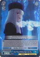 FS/S34-E078S Silver Thread Alchemy Elgen Lied, Illya (Foil) - Fate/Stay Night Unlimited Blade Works Vol.1 English Weiss Schwarz Trading Card Game