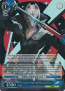 P5/S45-E080S	Yusuke as FOX: The Phantom Artist (Foil)