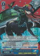 P5/S45-E081S Futaba as ORACLE & Necronomicon (Foil)