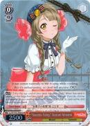 "LL/EN-W02-E065S ""Sweets Fairy"" Kotori Minami (Foil) - Love Live! DX Vol.2 English Weiss Schwarz Trading Card Game"