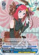 "LL/EN-W02-E129S ""Sweets Fairy"" Maki Nishikino (Foil) - Love Live! DX Vol.2 English Weiss Schwarz Trading Card Game"