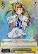 "LL/W24-E108R ""Wonderful Rush"" Kotori Minami (Foil) - Love Live! English Weiss Schwarz Trading Card Game"