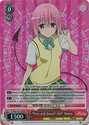 "TL/W37-TE13R ""Pure and Sweet? Girl"" Momo (Foil)"