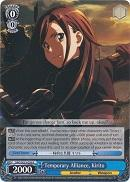 SAO/SE23-E20 Temporary Alliance, Kirito (Foil)