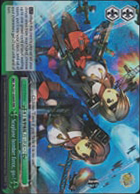 KC/S31-E060R Seaplane bomber force, go-! (Foil)