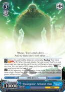 "AOT/S50-E087 ""Resurgence"" Armored Titan - Attack On Titan Vol.2 English Weiss Schwarz Trading Card Game"