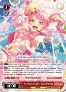 "BD/W63-E049 ""The Fruits of Labor"" Aya Maruyama - Bang Dream Girls Band Party! Vol.2 English Weiss Schwarz Trading Card Game"
