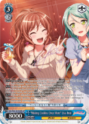 "BD/W63-E073SPb ""Making Cookies Once More"" Lisa Imai (Foil) - Bang Dream Girls Band Party! Vol.2 English Weiss Schwarz Trading Card Game"
