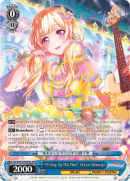 "BD/W63-E076SPMa ""I'll Stay Up This Time"" Chisato Shirasagi (Foil) - Bang Dream Girls Band Party! Vol.2 English Weiss Schwarz Trading Card Game"