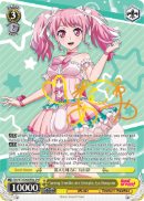 BD/W73-E006SPMa Turning Trembles into Strength, Aya Maruyama (Foil) - Bang Dream Vol.2 English Weiss Schwarz Trading Card Game