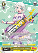 BD/W73-E009SPMa Sincere Feelings, Eve Wakamiya (Foil) - Bang Dream Vol.2 English Weiss Schwarz Trading Card Game