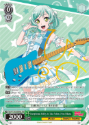 BD/W73-E035SPMa Exceptional Ability to Take Action, Hina Hikawa (Foil) - Bang Dream Vol.2 English Weiss Schwarz Trading Card Game