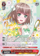 "BD/W73-E056SPa ""Interweaving Music"" Maya Yamato (Foil) - Bang Dream Vol.2 English Weiss Schwarz Trading Card Game"