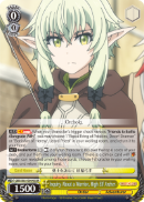 GBS/S63-E004S Inquiry About a Warrior, High Elf Archer (Foil)