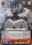 GBS/S63-TE06 Like a Parent, Goblin Slayer