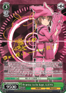GGO/S59-E002SP Promise to Be Kept, LLENN (Foil)