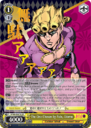 JJ/S66-E007J The One Chosen by Fate, Giorno (Foil)