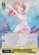 "LSS/W45-E005R ""Koini Naritai AQUARIUM"" Ruby Kurosawa (Foil) - Love Live! Sunshine!! English Weiss Schwarz Trading Card Game"