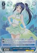 "LSS/W45-E073R ""Koini Naritai AQUARIUM"" Kanan Matsuura (Foil) - Love Live! Sunshine!! English Weiss Schwarz Trading Card Game"