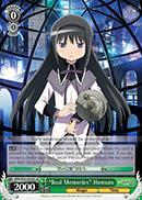 "MM/W35-E029S ""Real Memories"" Homura (Foil)"