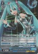 "PD/S29-E088R ""To Wherever You May Be"" Hatsune Miku (Foil)"