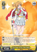 RSL/S56-TE06R The Stage of Fate, Nana Daiba (Foil) - Revue Starlight English Weiss Schwarz Trading Card Game