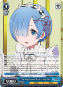 RZ/S55-E071S The Happy Roswaal Mansion Family, Rem (Foil)