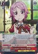 SAO/S26-E046SP Lisbeth's Shining Smile (Foil)