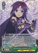 SAO/S47-E026R Undefeated Super Swordsman, Yuuki (Foil) - Sword Art Online Re: Edit English Weiss Schwarz Trading Card Game