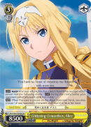 SAO/S65-E009S Glittering Osmanthus, Alice (Foil) - Sword Art Online -Alicization- Vol. 1 English Weiss Schwarz Trading Card Game