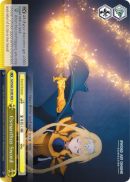 SAO/S65-E023R Osmanthus Sword (Foil) - Sword Art Online -Alicization- Vol. 1 English Weiss Schwarz Trading Card Game