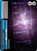 SAO/S65-E097R Red Rose Sword (Foil) - Sword Art Online -Alicization- Vol. 1 English Weiss Schwarz Trading Card Game